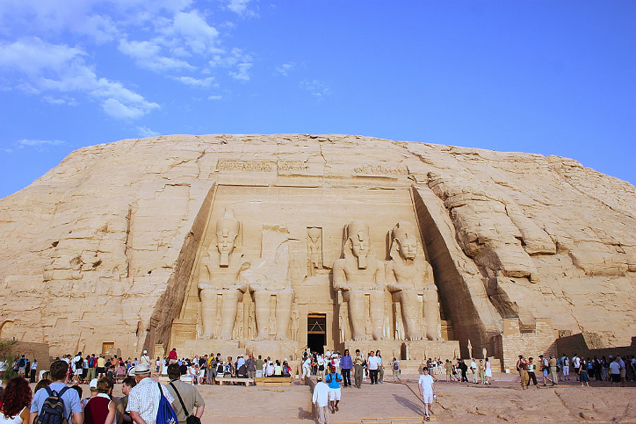 Абу-Симбел, Египет, Африка