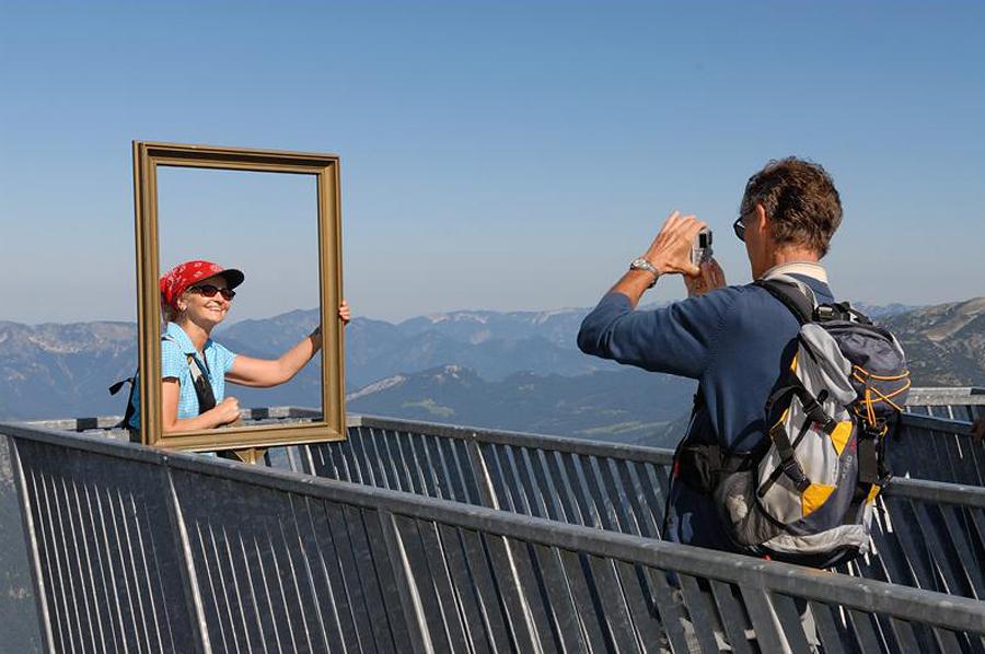 Смотровая площадка 5 Fingers, Австрия, Европа