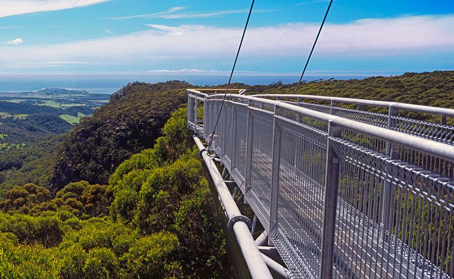 Аттракцион Illawarra Fly, Австралия, Австралия и Океания