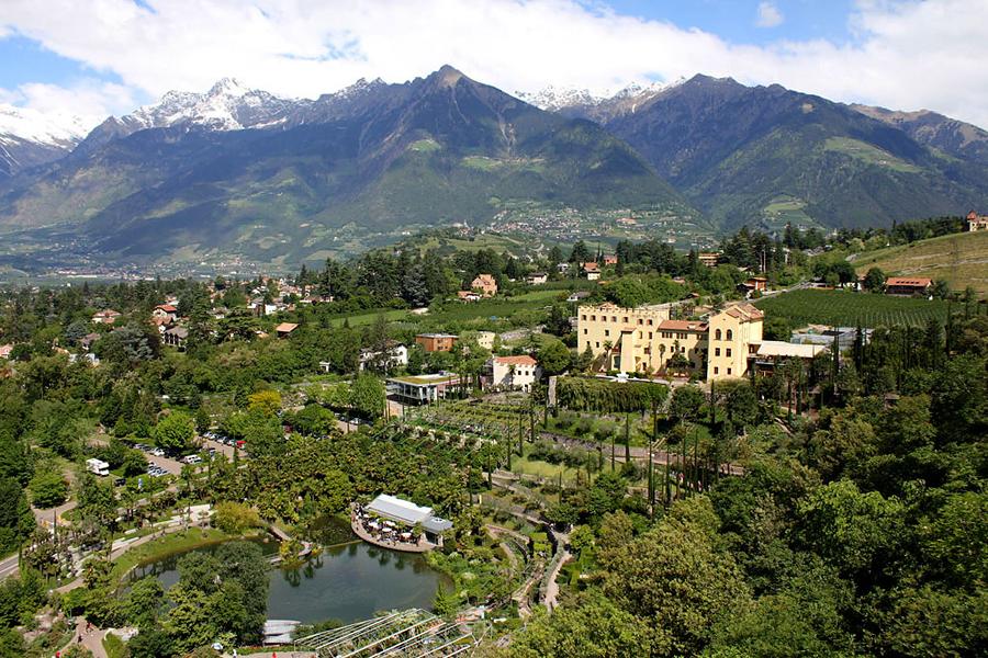 Смотровая площадка Il binocolo, Италия, Европа