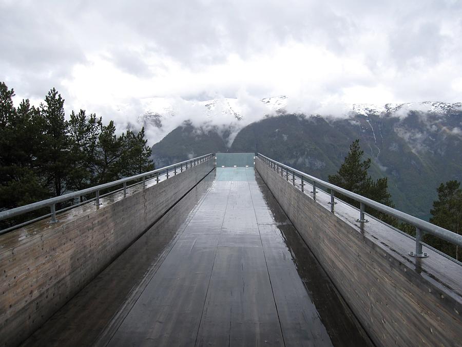 Aurland Lookout, Норвегия