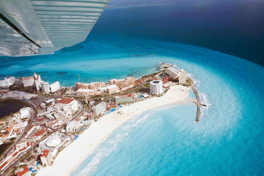 Отдых на курорте Канкун Мексика цены Джаз Тур