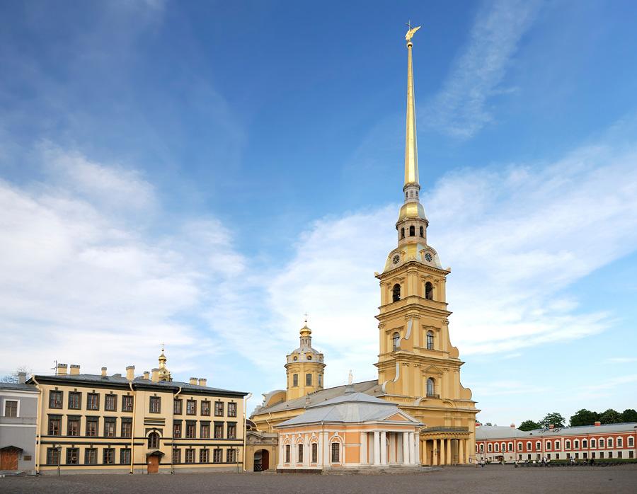 Петропавловский собор в санкт