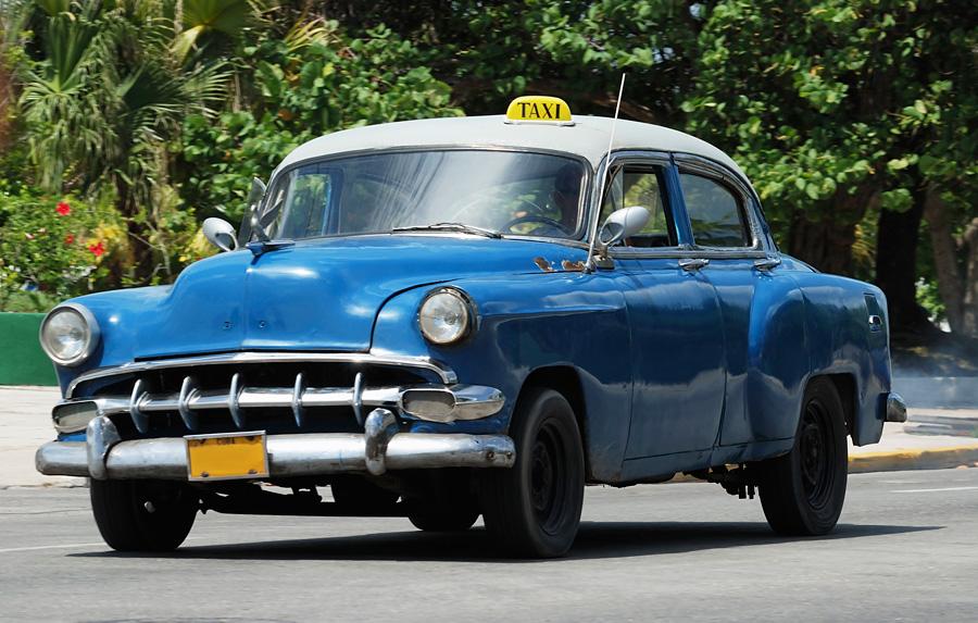 ТаксиСантьяго де Куба, Куба