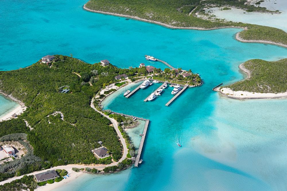 Архипелаг Эксума, Багамские острова