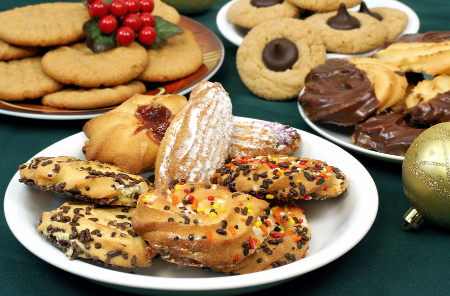 Новогодние вкуснятины, сладости, новый год