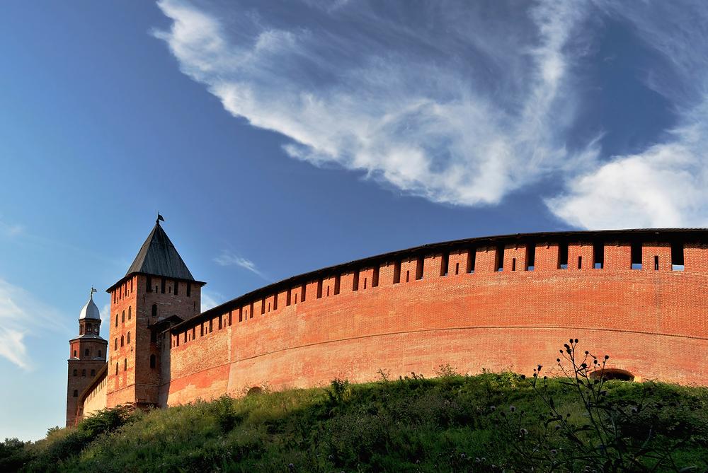 Новгородский детинец, Новгород, Россия, Европа