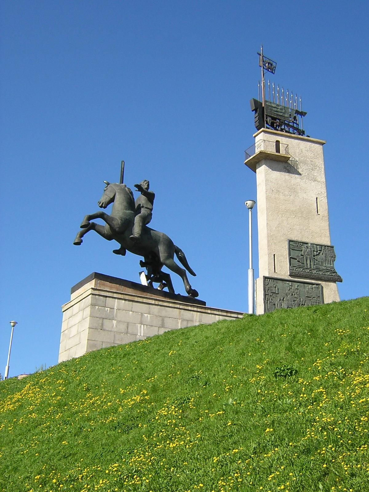Монумент Победы, Великий Новгород, Россия, Европа