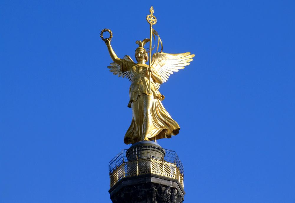 Колонна Победы, Берлин, Германия, Европа
