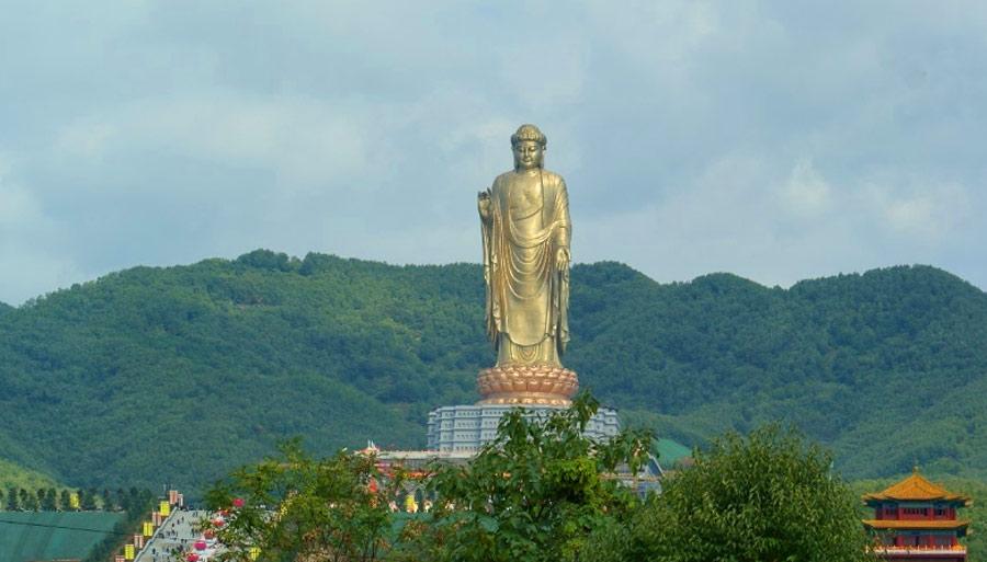 Будда Весеннего Храма, Китай, Азия