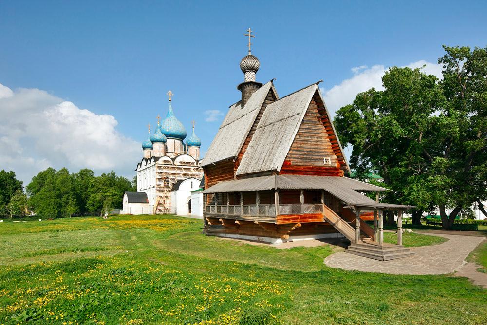Суздальский Кремль, Суздаль, Россия, Европа