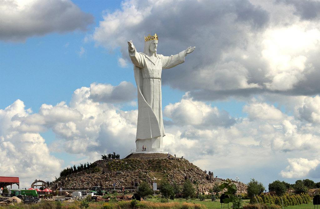 Мировые исполины: самые высокие статуи