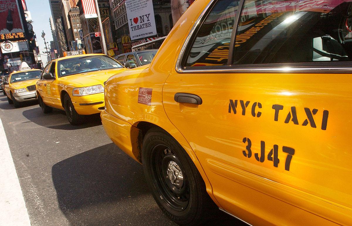 Такси 2