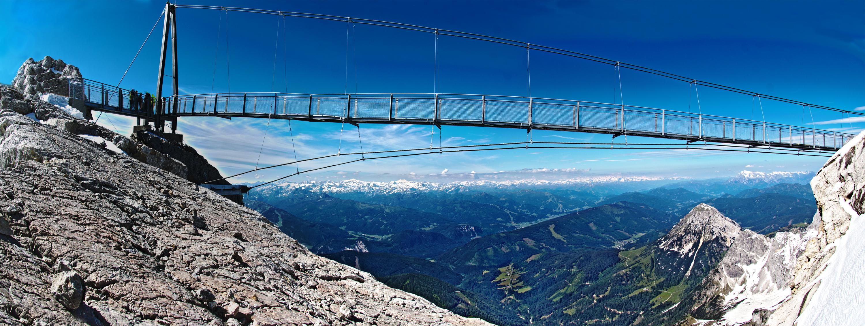 Смотровая площадка Sky Walk, Австрия, Европа
