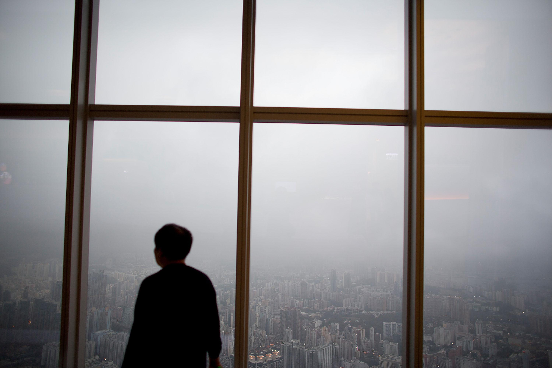 Смотровая площадка ICC, Гонконг, Азия