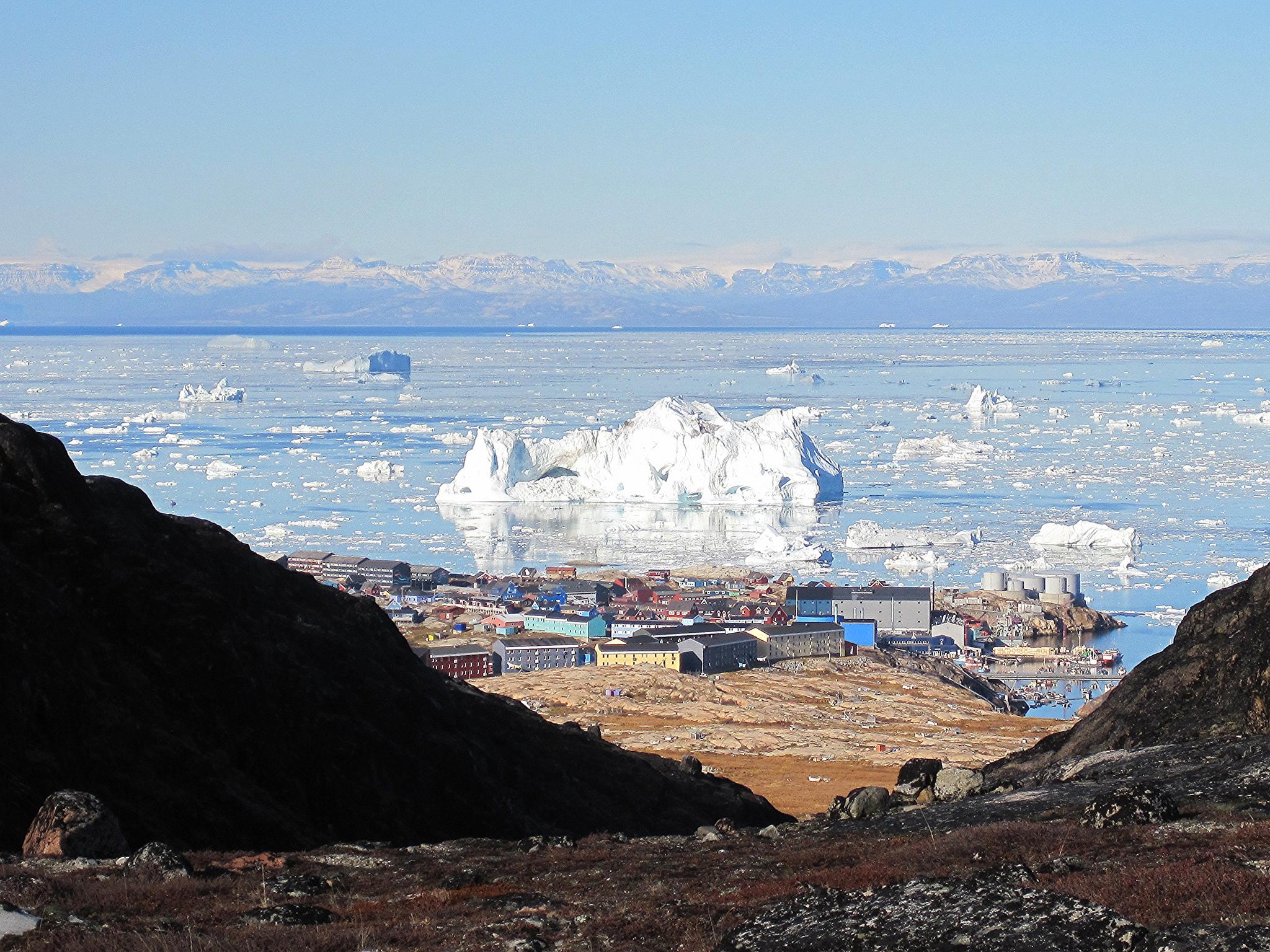 Ледяной рай. Жизнь среди айсбергов
