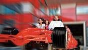 Аттракционы: Развлекательный парк Ferrari World