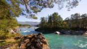 Парки, природные памятники: Туристический комплекс «Бирюзовая Катунь»