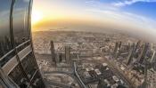 Архитектура: Смотровая площадка Бурдж Халифа
