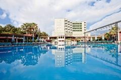 Отель Kaplan Paradise, Курорт Текирова, Кемер, Турция, Ближний Восток