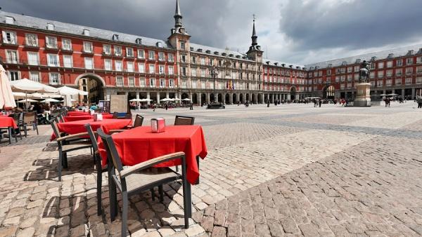 Мадрид, Испания, Европа