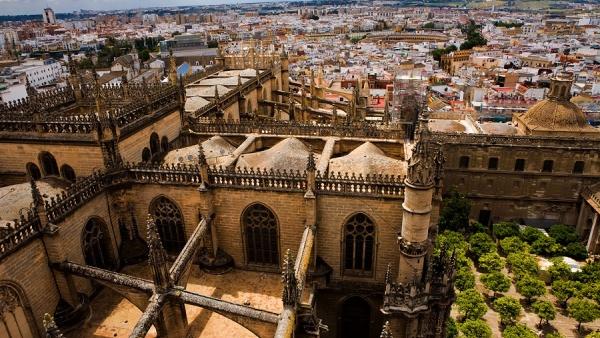 Севилья, Испания, Европа