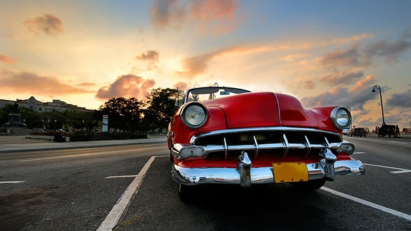 Безвизовая страна - Куба