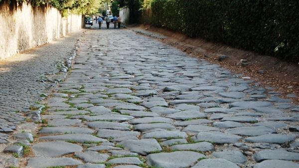 Аппиева дорога , Рим, Италия, Европа