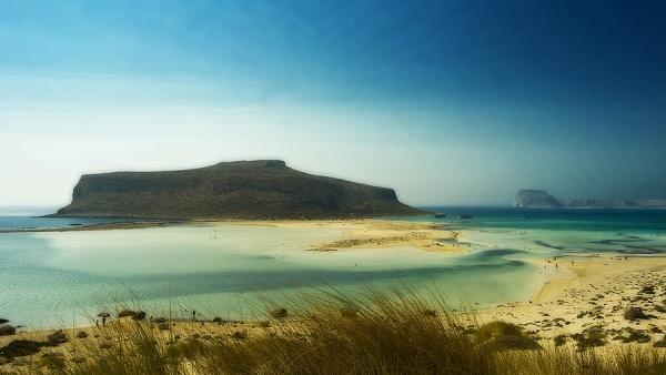 Бухта Балос , Крит, Греция, Европа