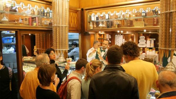 Кафе giolitti рим италия европа