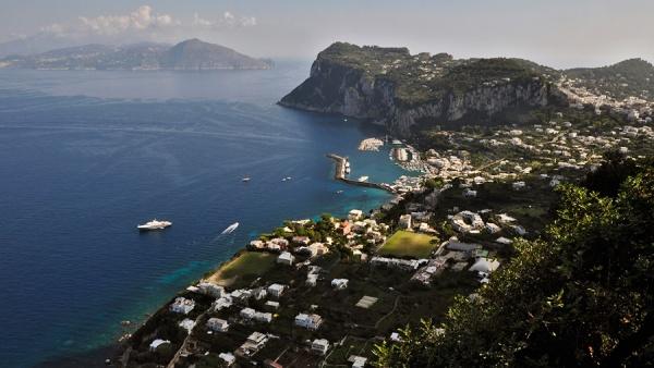 Капри, Италия, Европа