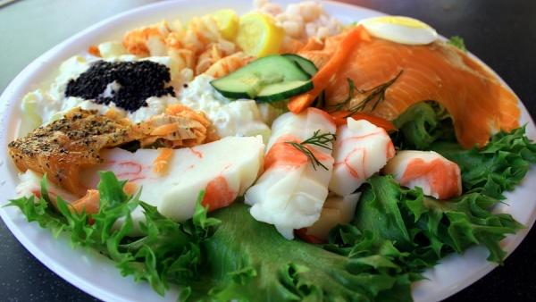 Норвежские блюда рецепты