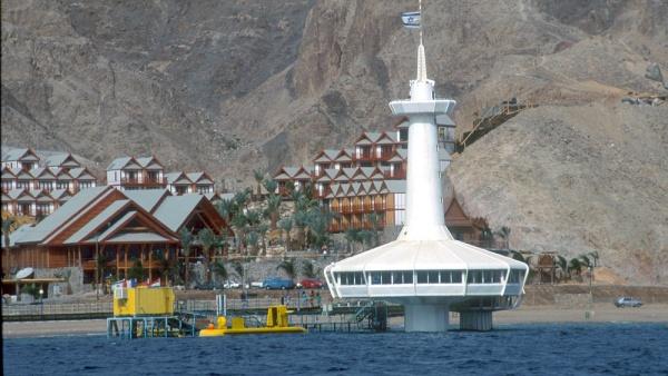 Подводная обсерватория, Эйлат, Израиль, Ближний Восток