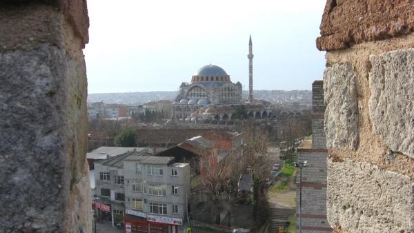 Мечеть Михримах, Стамбул, Турция, Ближний Восток