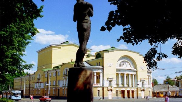 Театр драмы имени Волкова, Ярославль, Россия, Европа