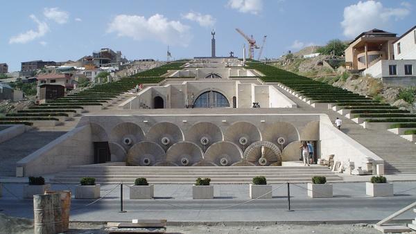 Горная страна - Армения