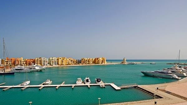 Хургада Марина, Хургада, Курорты Красного моря, Египет, Африка