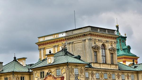 Вилянувский дворец, Варшава, Польша, Европа