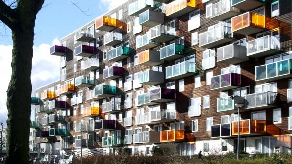 Wozoco Home, Амстелвеен, Нидерланды, Европа