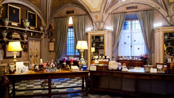Аптека Санта Мария Новелла, Флоренция, Италия, Европа