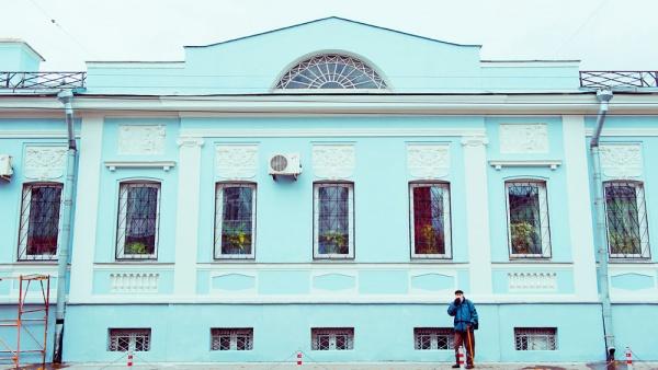 Дом Берии, Москва, Россия, Европа