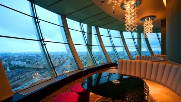 10 лучших смотровых площадок Москвы
