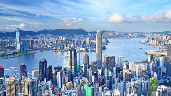 Безвизовая страна - Гонконг