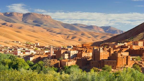 Безвизовая страна - Мароко