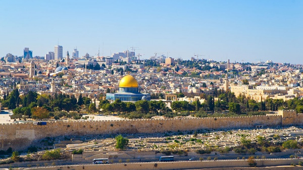 Безвизовая страна - Израиль