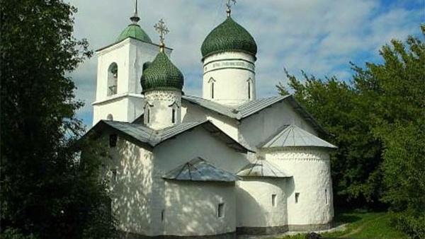 Святогорский монастырь, Псковская область, Россия, Европа