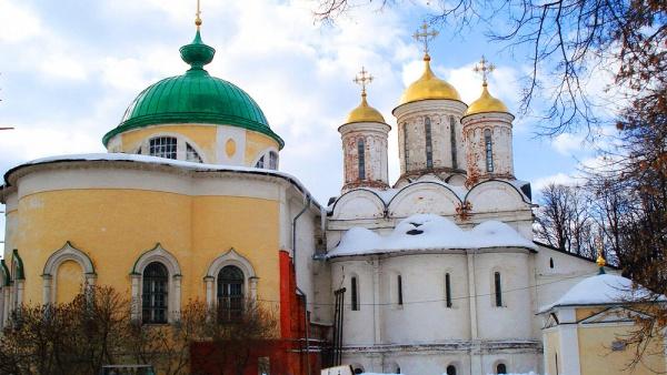 Спасо-Преображенский собор, Ярославль, Россия, Европа