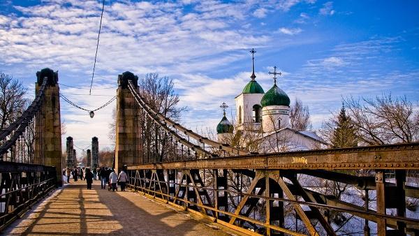 Город Остров, Псковская