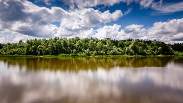 Озеро Песчаное, Екатеринбург, Россия, Европа