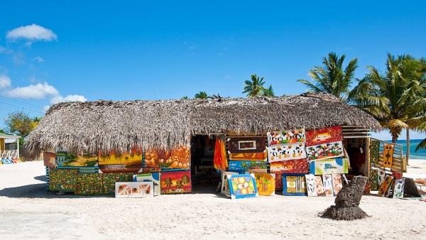 Остров Саона, Доминикана, Северная Америка и Карибы